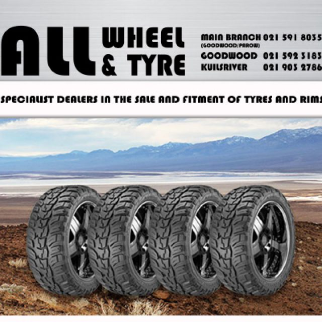 All Wheel & Tyre