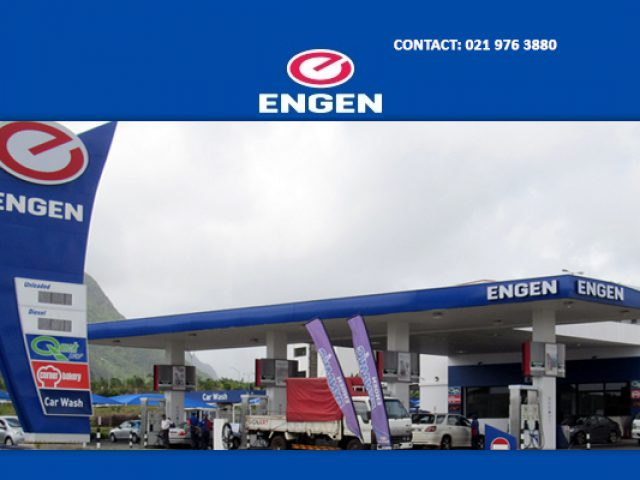 Engen Hillside Motors