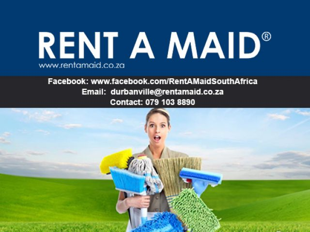 Rent a Maid Durbanville