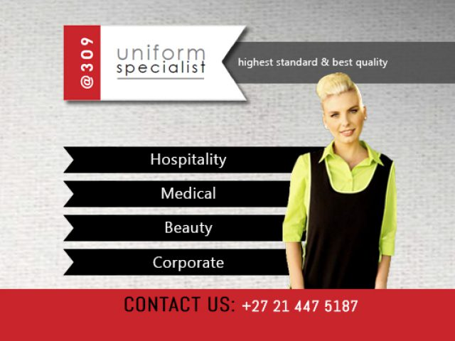 Uniform Specialist