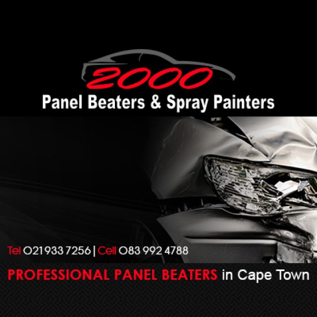 2000 Panel Beaters and Spray Painters