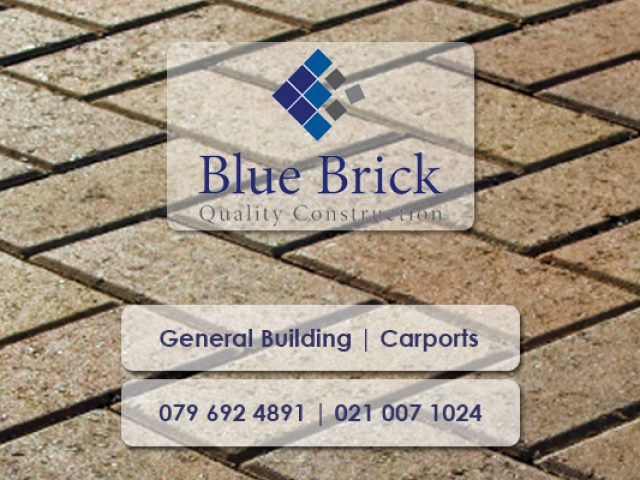 Blue Brick Quality Construction