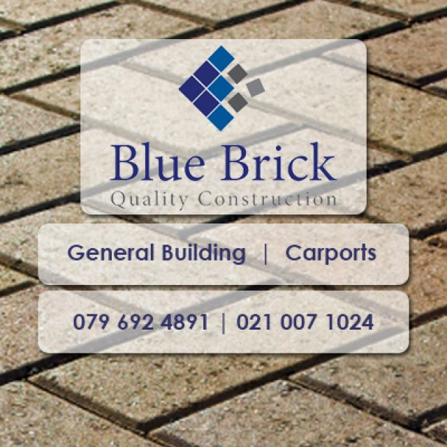 Blue Brick Quality Construction