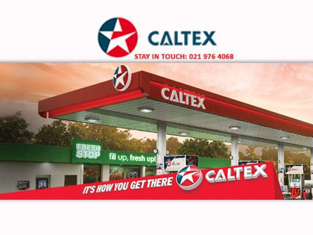 Caltex Cavalier Motors
