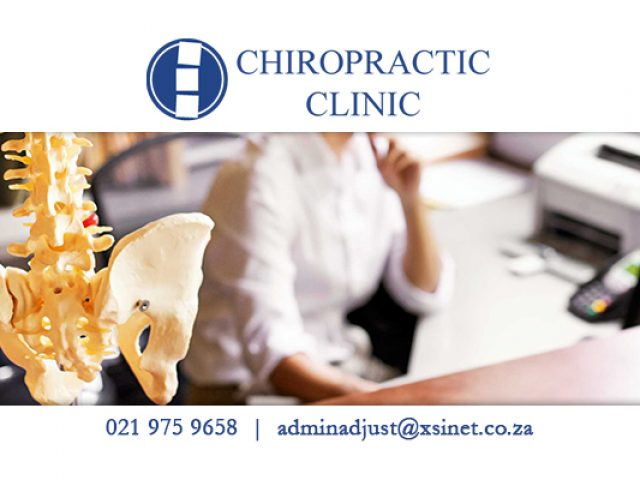 Chiropractic Clinic: Dr. D.M. Gillespie