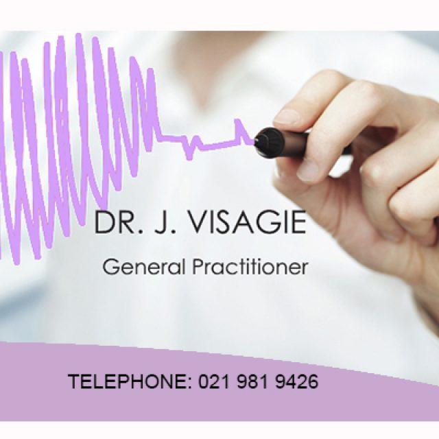 Dr. J. Visagie