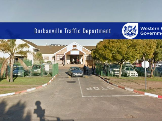Durbanville Traffic Department