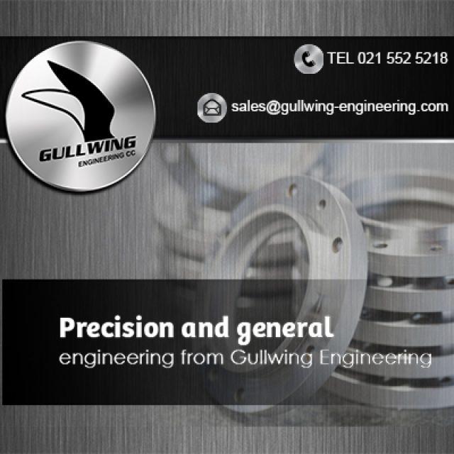 Gullwing Engineering cc