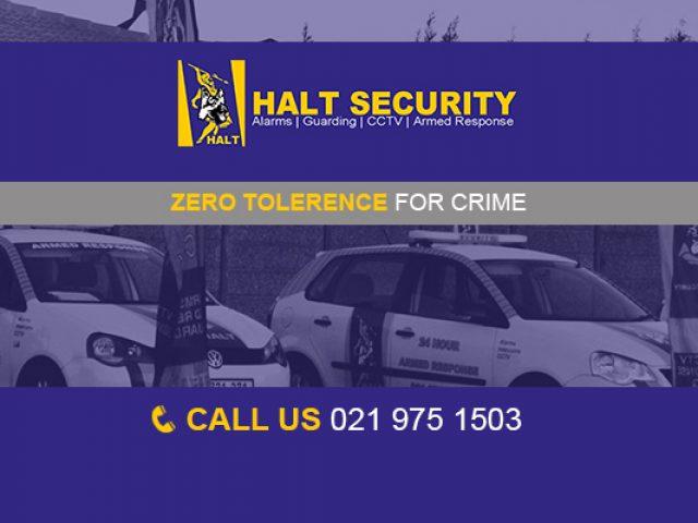 Halt Security