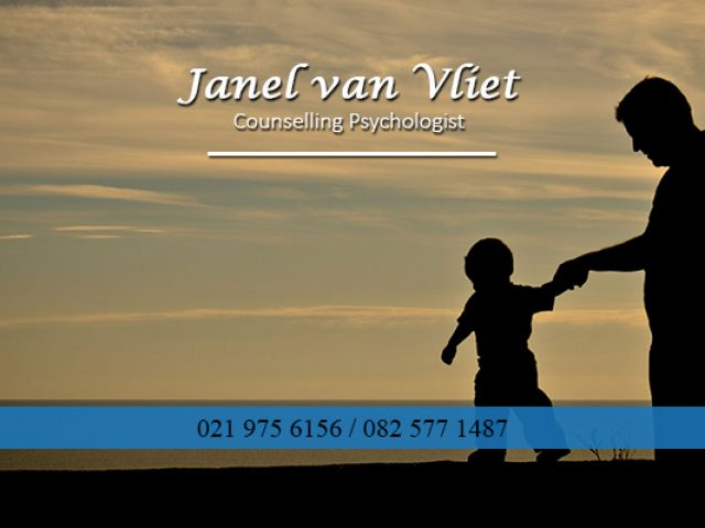 Psychological Services by Janel van Vliet