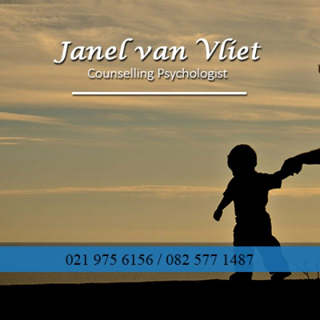 Psychologist Durbanville | Janel van Vliet