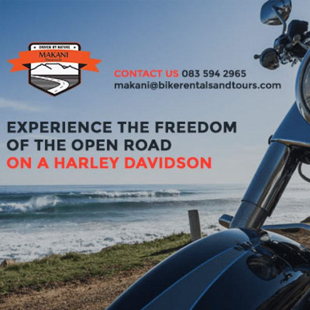Makani Motorcycle Rentals and Tours