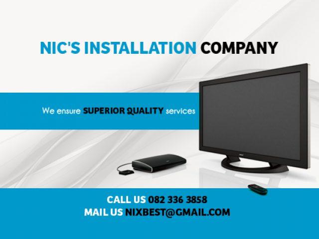 NIC's Installation Company