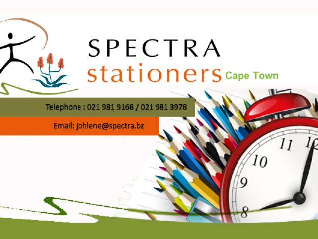 Spectra Stationers Cape Town