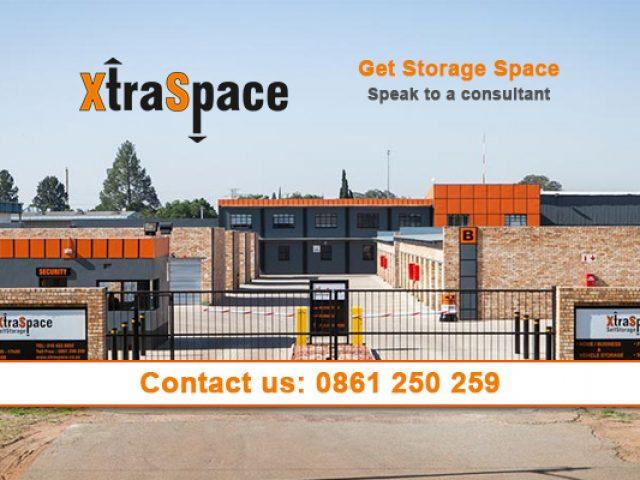 XtraSpace Self Storage